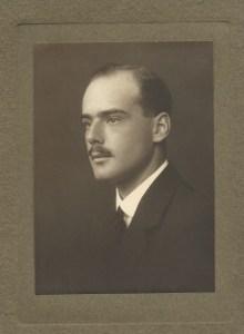 EGH (George) Power  in 1912