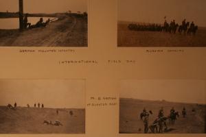Multi national field day, China 1914