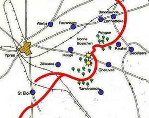 Nonnebosschen map