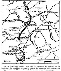 line may 1915