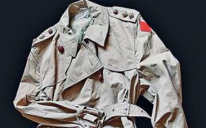 WW1-trench coat