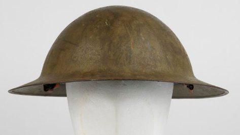 Brodie WW1 helmet