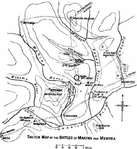 battle of Mahiwa
