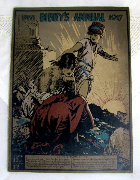 bibbys annual 1917