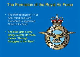 formation of the raf